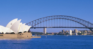 image of Sydney harbour Birdge and Opera House