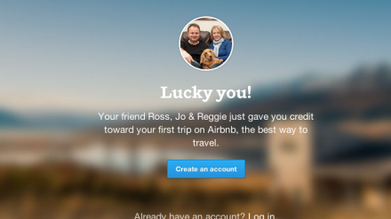 Airbnb Coupon Code Signup