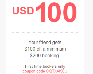 Current airbnb coupon code