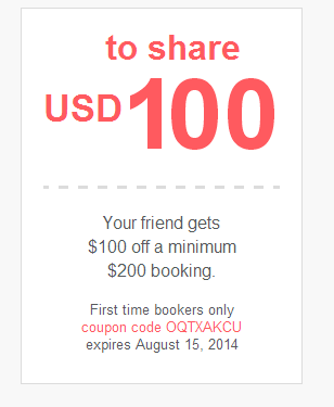 100 Airbnb Travel Coupon Free To The First Person To Use It Probnb Airbnb Like A Pro