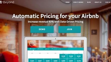 Beyond Pricing - Homepage