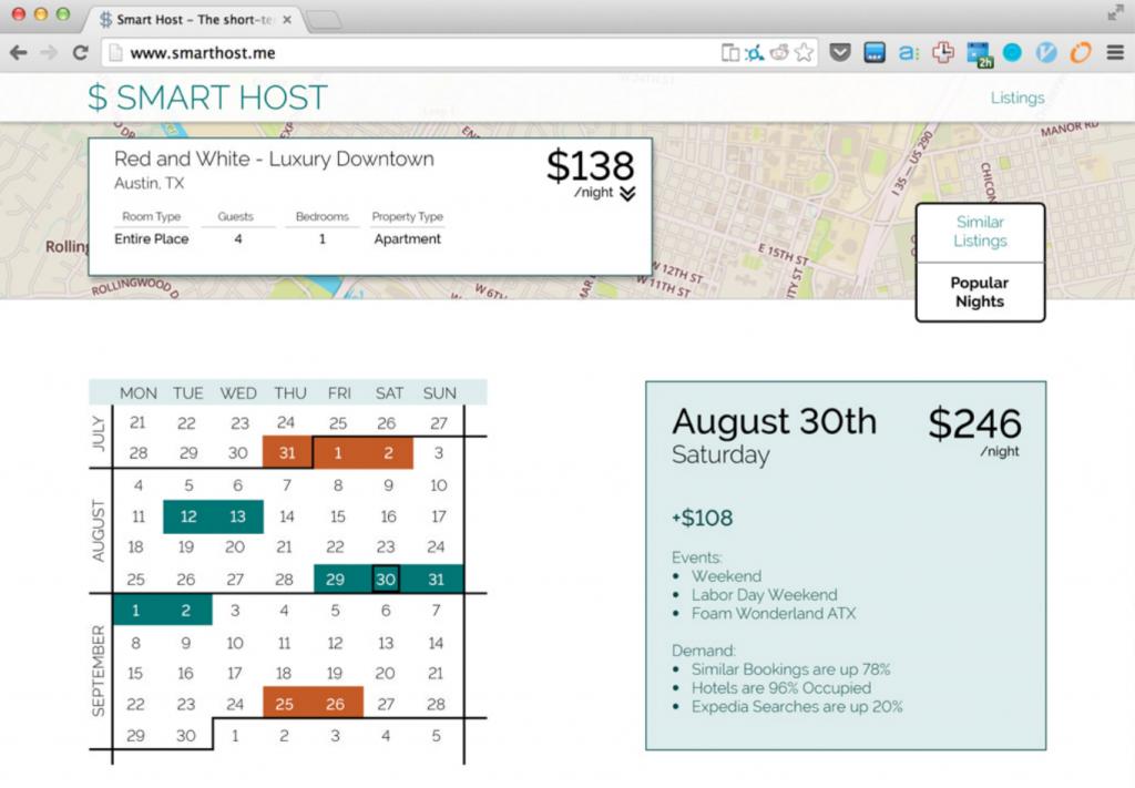 smart-host-calendar